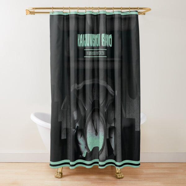 Torii Gate Shower Curtain