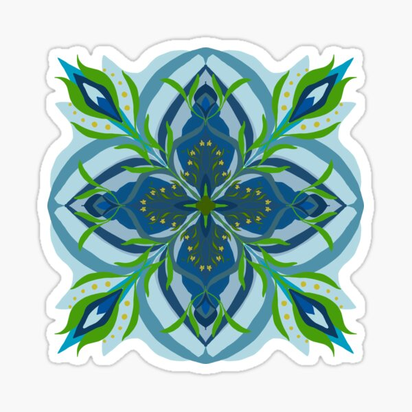 Botanica Sticker