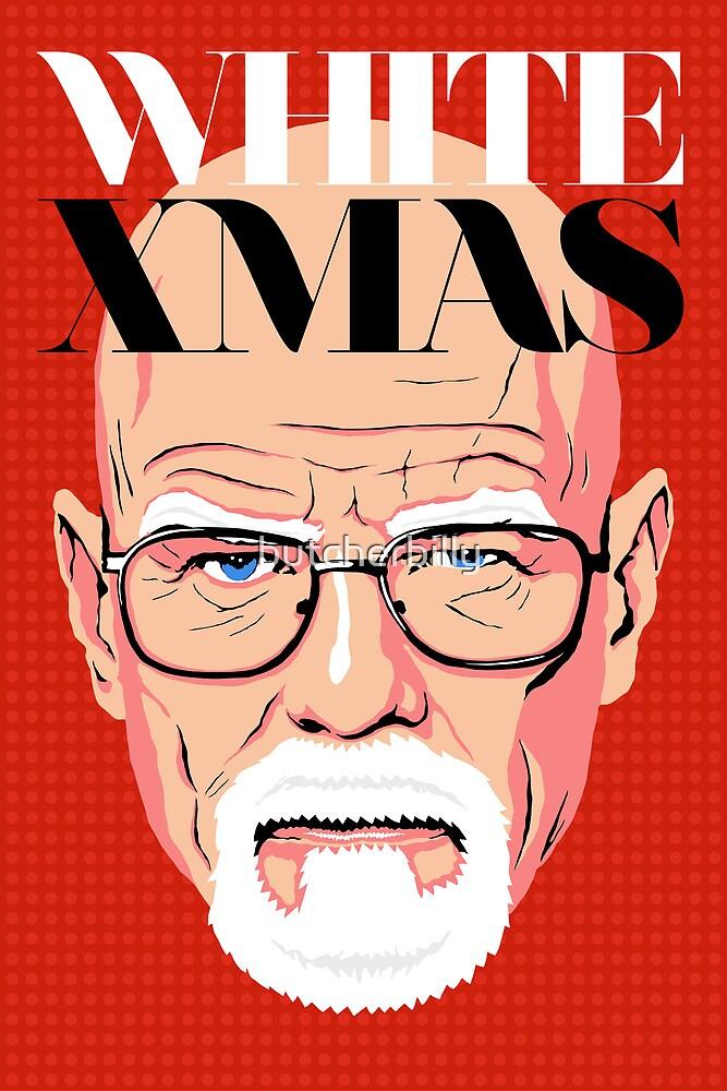 White Christmas by butcherbilly