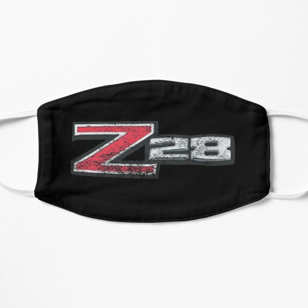 Camaro Z28 Emblem 1972 - 1973 Flat Mask