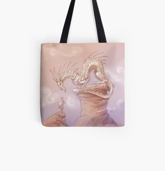 The Gift Tote bag doublé
