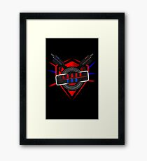 Stinson Legendary Laser Tag Championship Framed Print