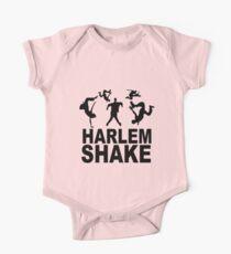 harlem shake One Piece - Short Sleeve