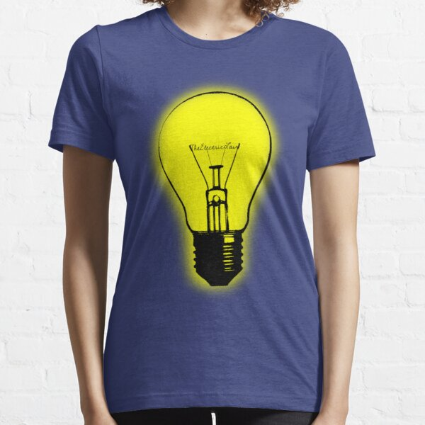 The Electric Lair Bulb Essential T-Shirt