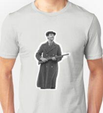 Camiseta unisex Richard Harrow de Boardwalk Empire (PLAIN)