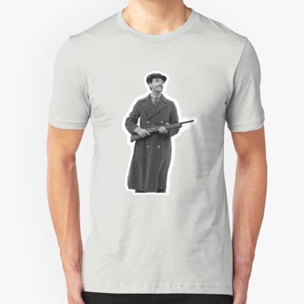 Richard Harrow from Boardwalk Empire (PLAIN) Slim Fit T-Shirt