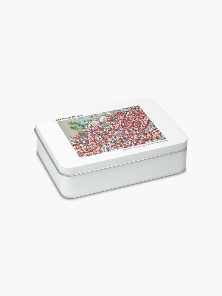 Alternate view of Santa Convention Jigsaw Puzzle