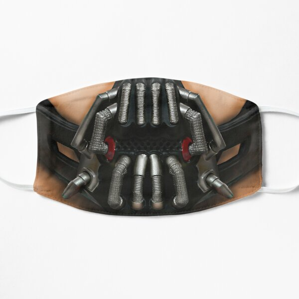 Bane face Flat Mask