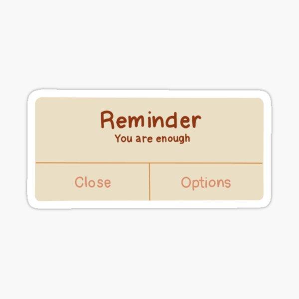 Boho Vibes Reminder Sticker By Mlloydlettering Redbubble