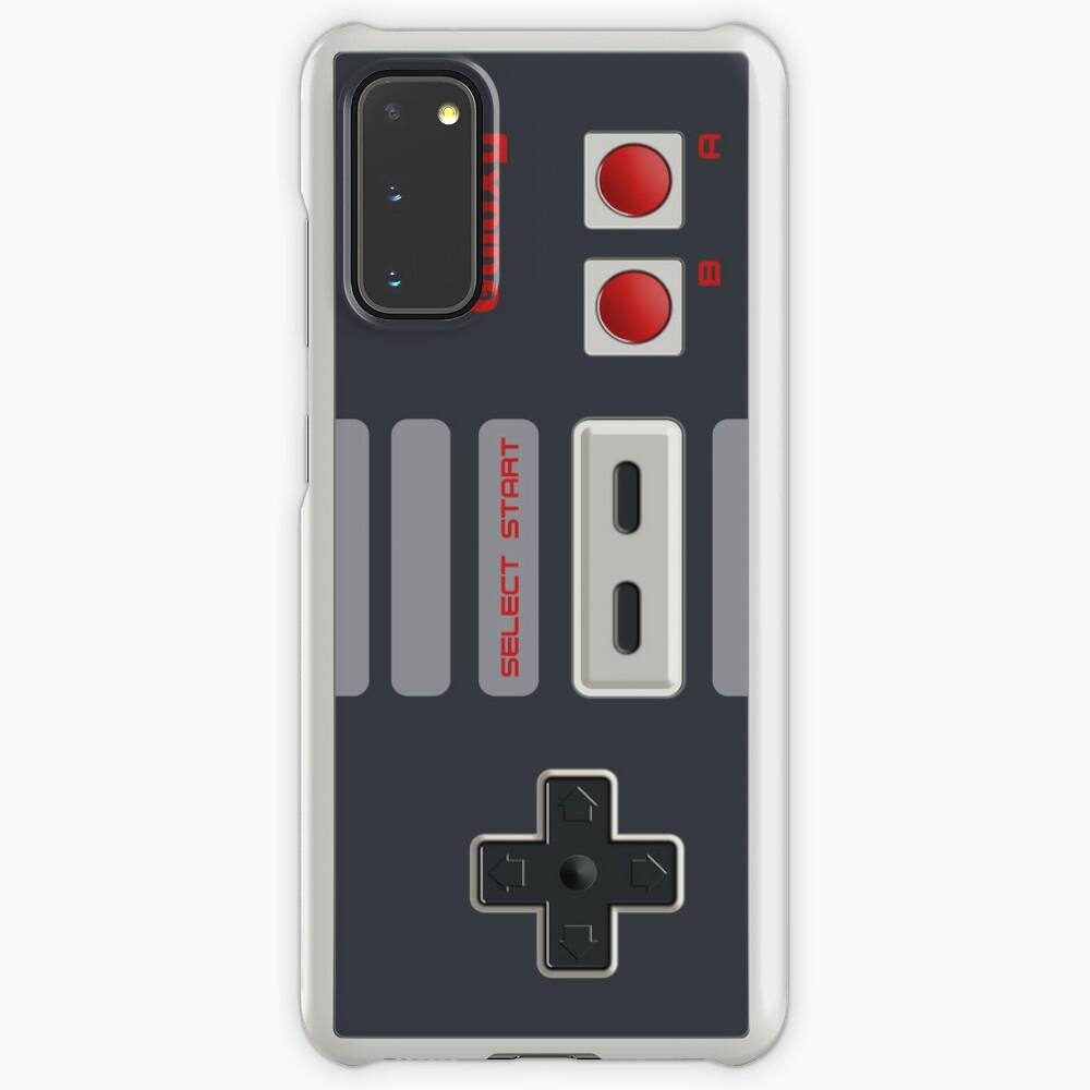 Classic NES Controller - Galaxy S Case Case & Skin for Samsung Galaxy