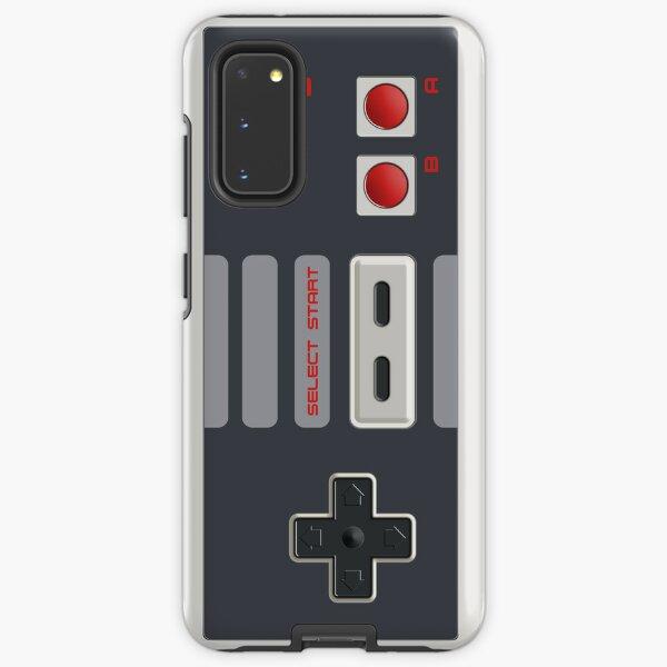 Classic NES Controller - Galaxy S Case Samsung Galaxy Tough Case
