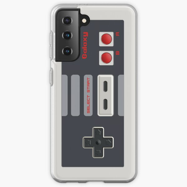 Classic NES Controller - Galaxy S Case Samsung Galaxy Soft Case