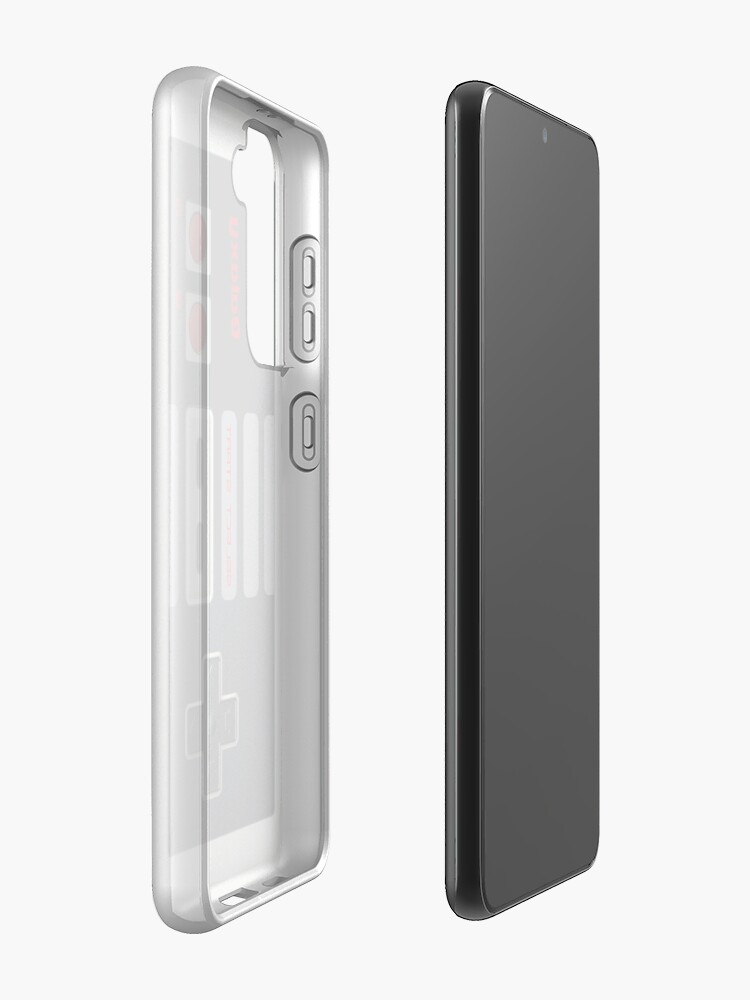 Alternate view of Classic NES Controller - Galaxy S Case Case & Skin for Samsung Galaxy