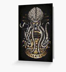 Dalek Pride - Print Greeting Card