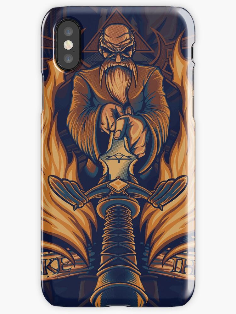 Take This - Iphone Case #2 by TrulyEpic