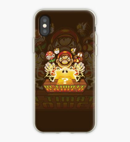 Ultimate Power - Iphone Case #1 iPhone Case