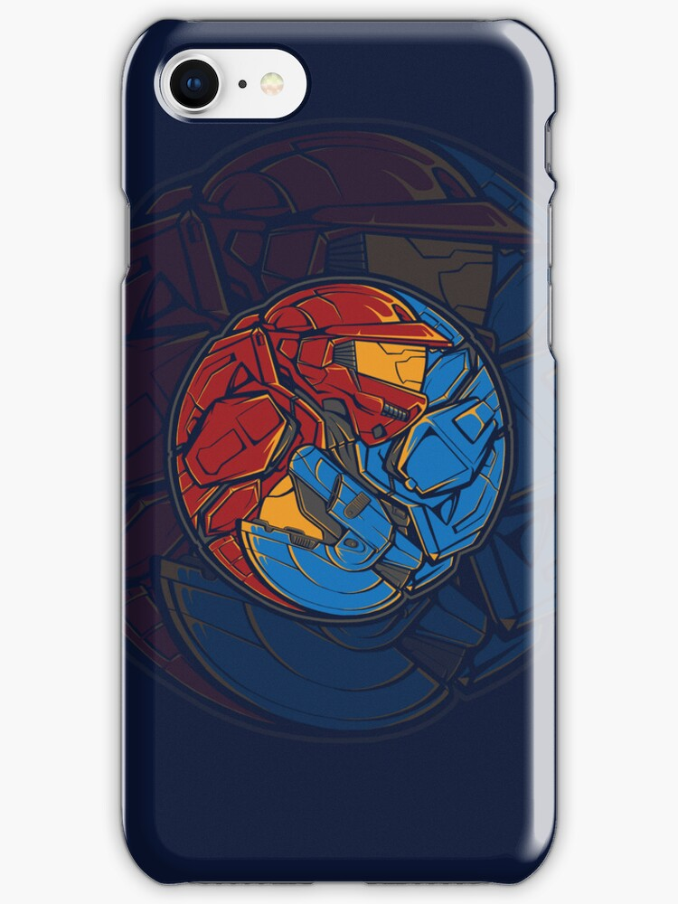 The Tao of RvB - Iphone Case #1 by TrulyEpic