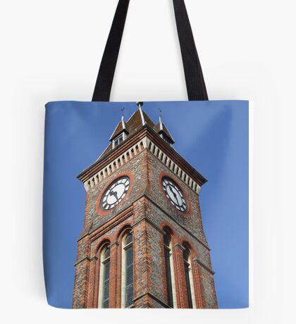Town Hall Clock - Newbury Tote Bag