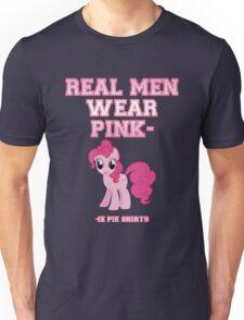 Real Men Wear Pink-ie Pie Shirts Unisex T-Shirt