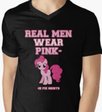 Real Men Wear Pink-ie Pie Shirts T-Shirt