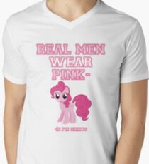 Real Men Wear Pink-ie Pie Shirts T-Shirt