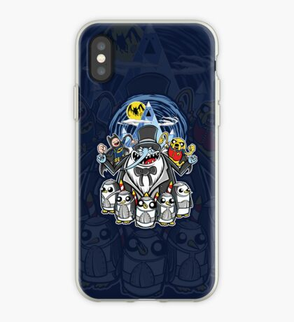 Penguin Time - Iphone Case #1 iPhone Case