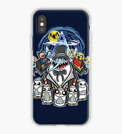 Penguin Time - Iphone Case #2 iPhone Case
