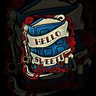 Hello Sweetie - Iphone Case #1 by TrulyEpic