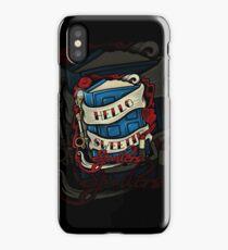 Hello Sweetie - Iphone Case #1 iPhone Case