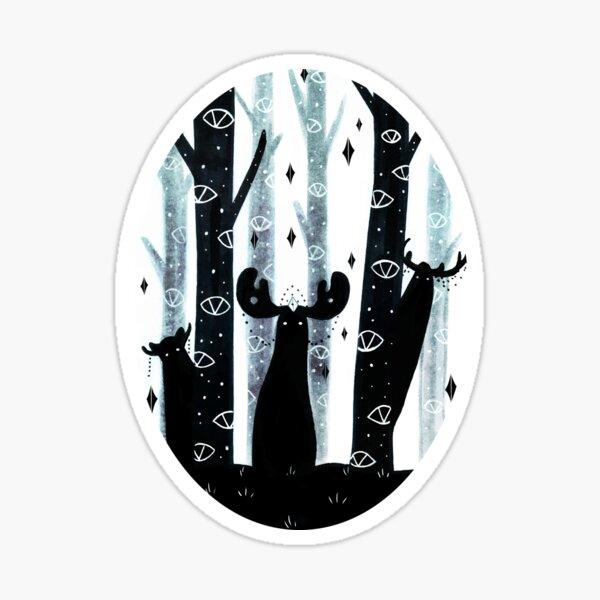 Populus Sticker