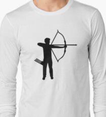 Archery archer Long Sleeve T-Shirt