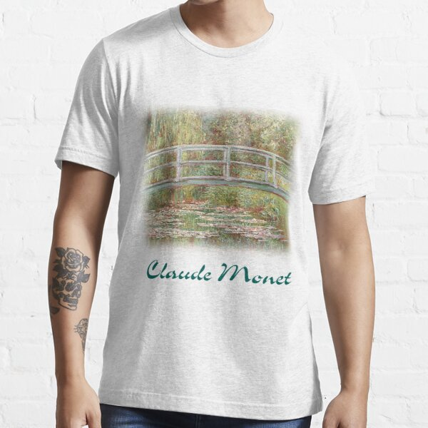 Monet - Lily Pads Essential T-Shirt