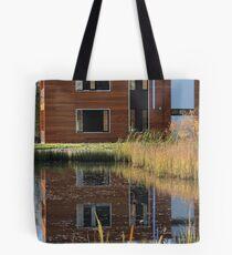 residential building Tote Bag