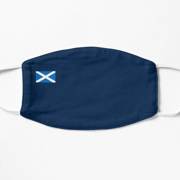 Scottish flag Flat Mask