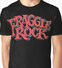 Fraggle Rock - Vintage style in RED Muppet  Graphic T-Shirt