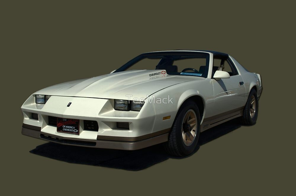 1987 Camaro Z/28 by TeeMack
