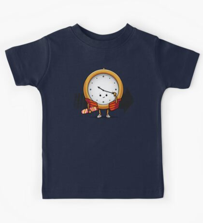 Time traveler Kids Clothes