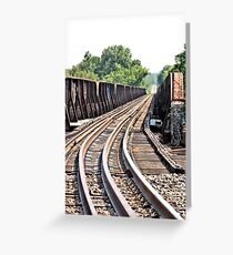 Trestle Greeting Card