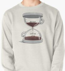 Coffee Time Pullover