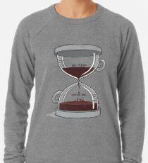 Sudadera ligera Hora de cafe