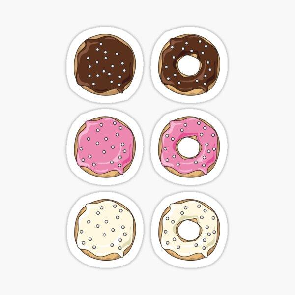 Pearl Donuts Sticker