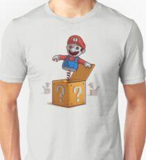 Surprise box Unisex T-Shirt