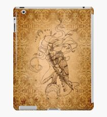 Breaking Free - The Harpy - Aged Lines iPad Case/Skin