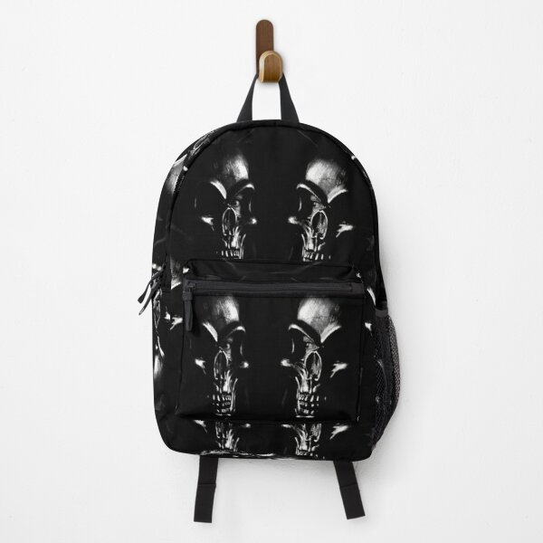 Skull, Norse, Gothic, Viking Mask Backpack