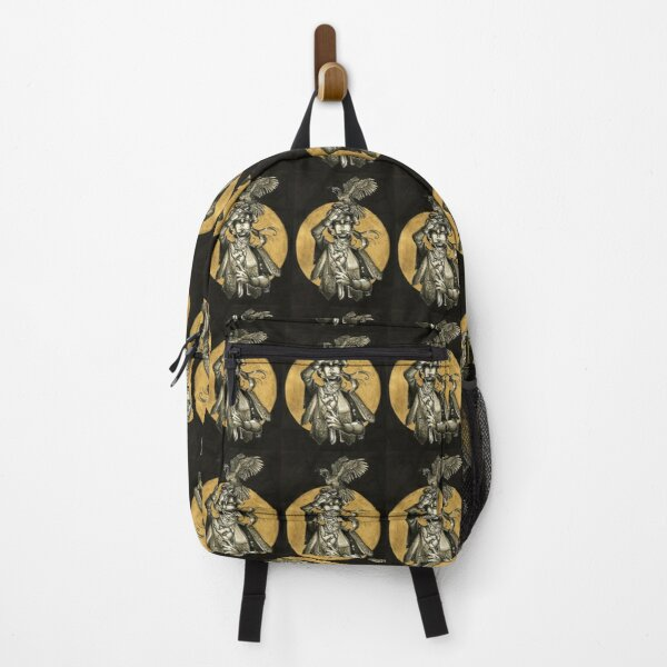 Curse The Rich Backpack