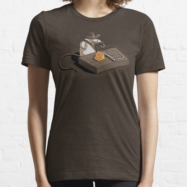 Indiana Mouse Essential T-Shirt