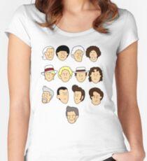 Splendid Chaps Women's Fitted Scoop T-Shirt