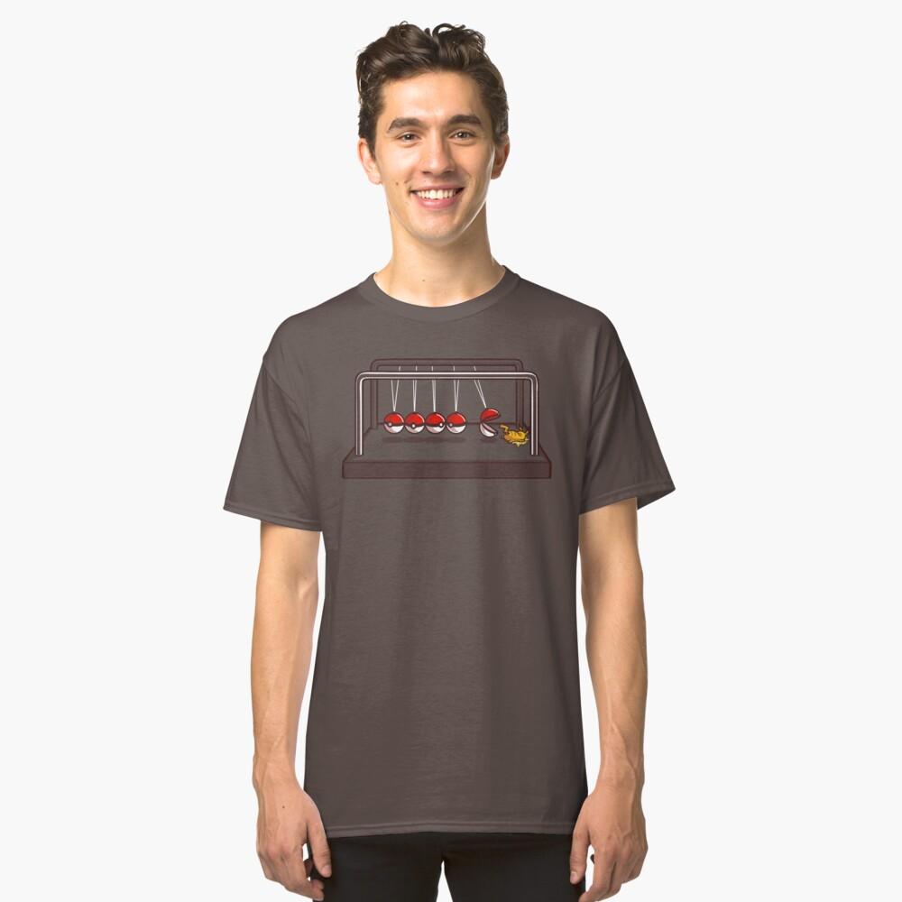 Ash's Cradle Classic T-Shirt Front