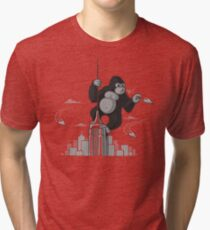 Playing with planes Tri-blend T-Shirt