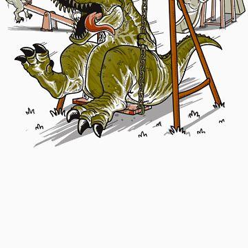 Jurassic Park by Naolito